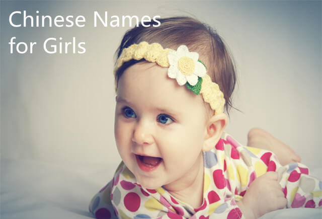 Top Chinese Names for Girls
