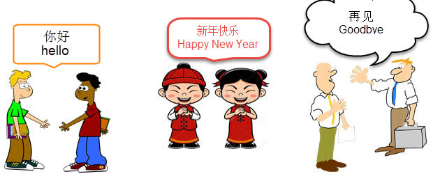 how to write your welcome in chinese mandarin