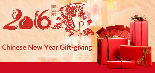 Chinese's New Year Gift-Giving Guide