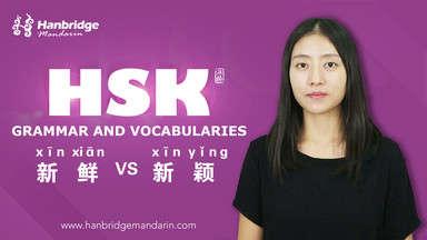 """How to Use """"新鲜(xīn xiān)"""" VS """"新颖(xīn yǐng)"""""""